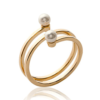 Pearls at the end of the Ring - Fifi Ange