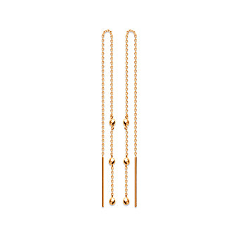 Three Drops Earrings - Fifi Ange