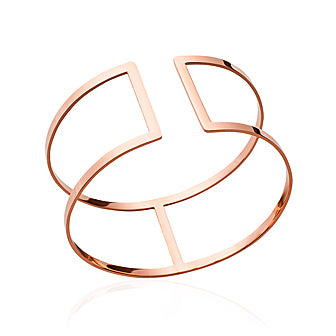 Something's Missing Cuff Bangle - Fifi Ange