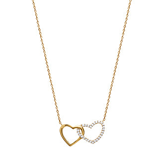 Heart of Hearts Necklace - Fifi Ange