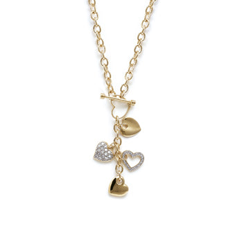 Necklace of Hearts - Fifi Ange