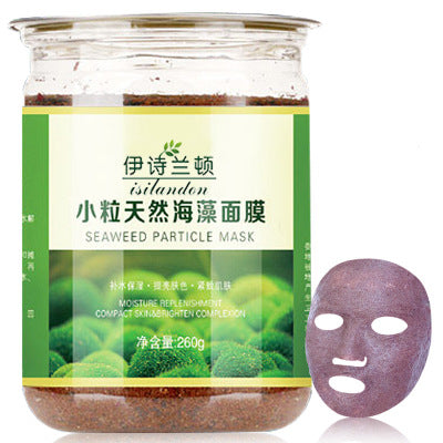 Small natural seaweed mask