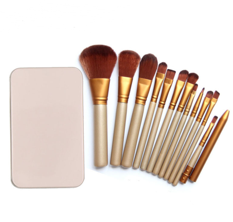 Makeup Brush Set Of 12 Makeup Tools