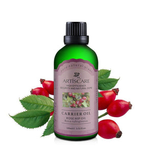 Rose hip base oil