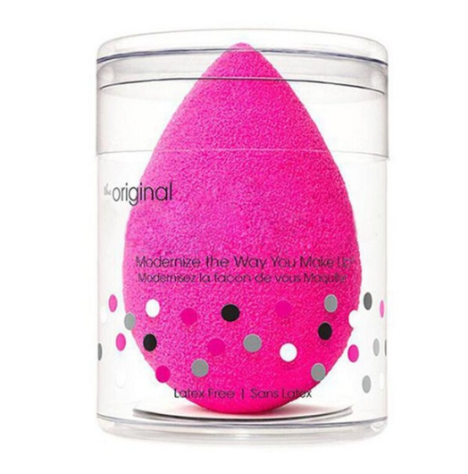 Beauty Egg Drop Puff Non-Latex Water Makeup Cosmetic Sponge