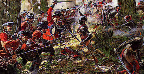 french indian war history