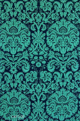 Amy Butler Belle acanthus teal 22.-/m