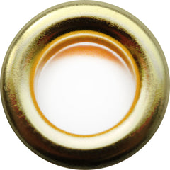 Ösen 8mm 20 Stk. gold 3,20€