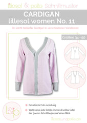 Cardigan Lillesol women No.11 € 10,90