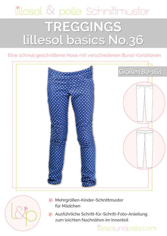 Treggings Lillesol basics No.36 € 10,90