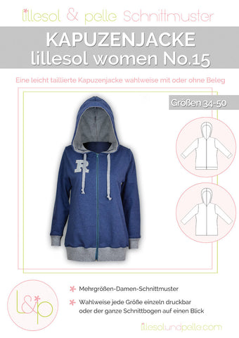 Kapuzenjacke Lillesol women No.15 € 10,90