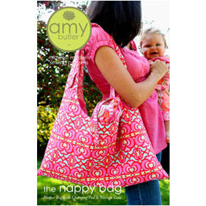 Schnittmuster Nappy bag, Amy Butler 12,90€