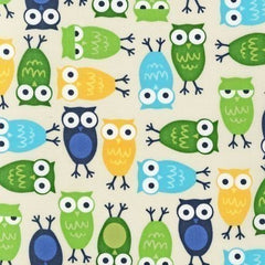 Anne Kelle Urban Zoologie, Owls green 20.-/m