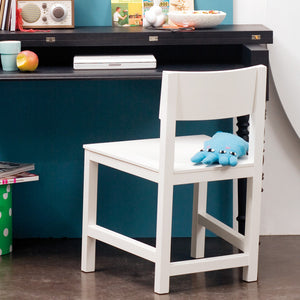 AVL Shaker Chair White