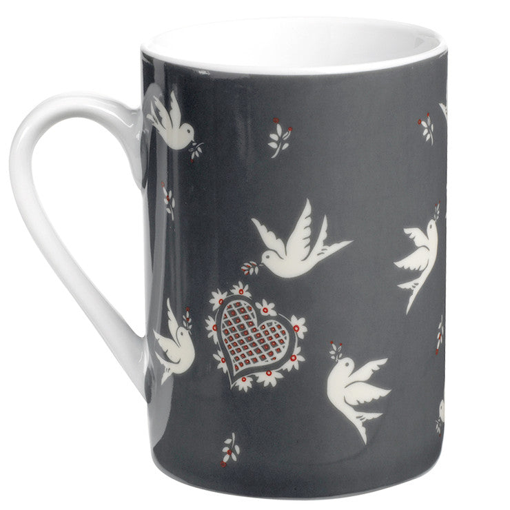 Celia Birtwell Mug Lullaby Gray
