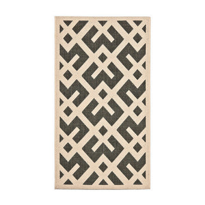 Isla Bella Rug 4x5'7 Black
