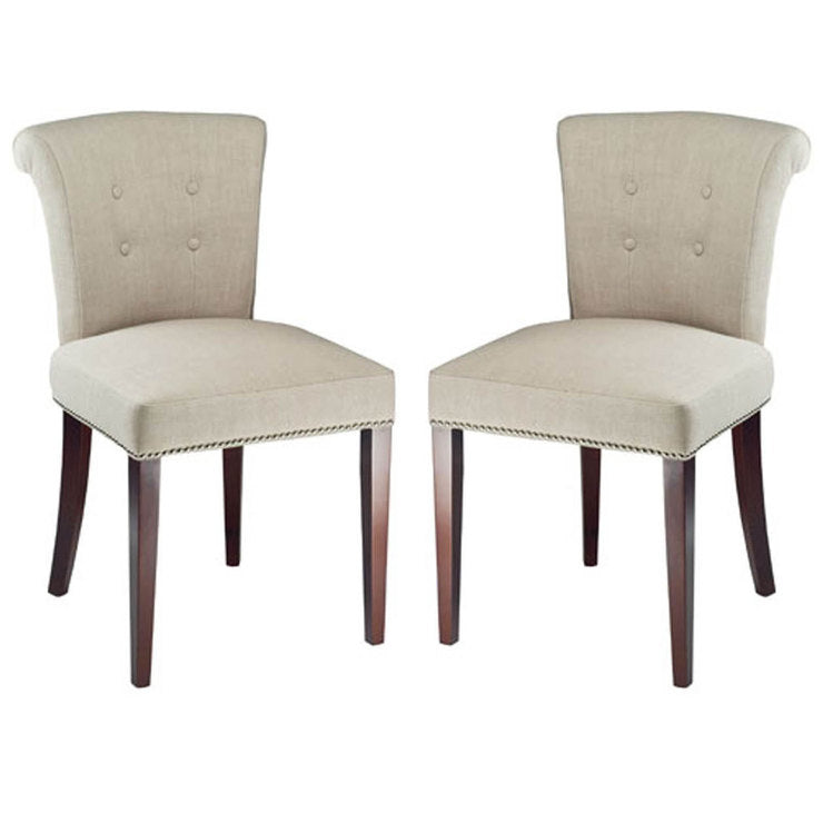 Arion Chair Pair Sand
