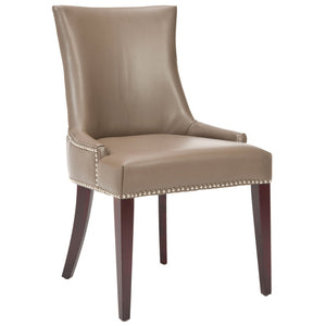 Becca Side Chair Clay Leather