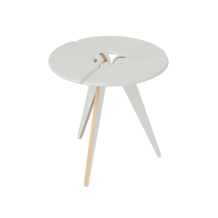 Side Table Bone 22 Round