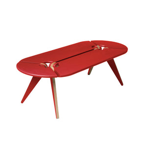 Coffee Table Blood 46 Oblong