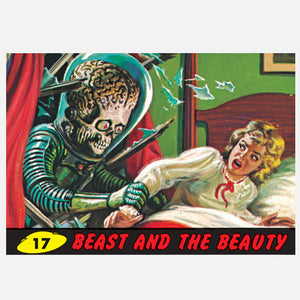 Beast And The Beauty 36x25