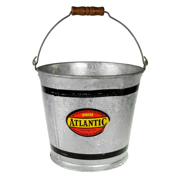Atlantic Stamping Co. Bucket