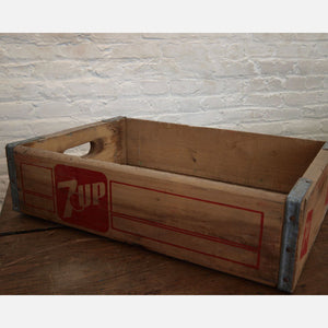 7UP Soda Crate III