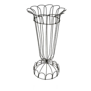 French Wire Vase