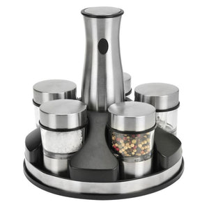 Electric Spice Mill Set