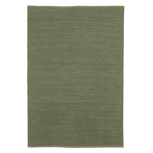 Green Twister 67x94 Rug