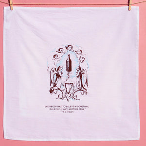 Drink Tea Towel
