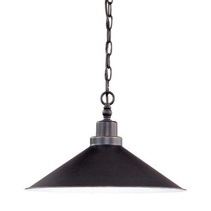 Bridgeview Pendant Bronze