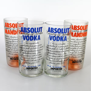 Absolut Tumbler Set