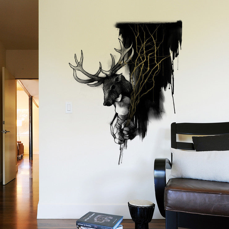 Deer Wall Decals