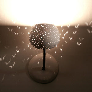Claylight Dots Sconce
