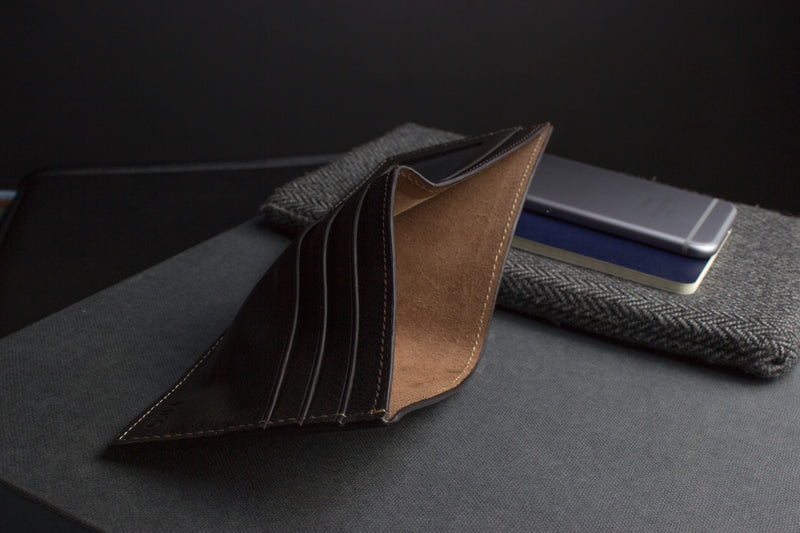 Bifold ID Wallet (Brown)