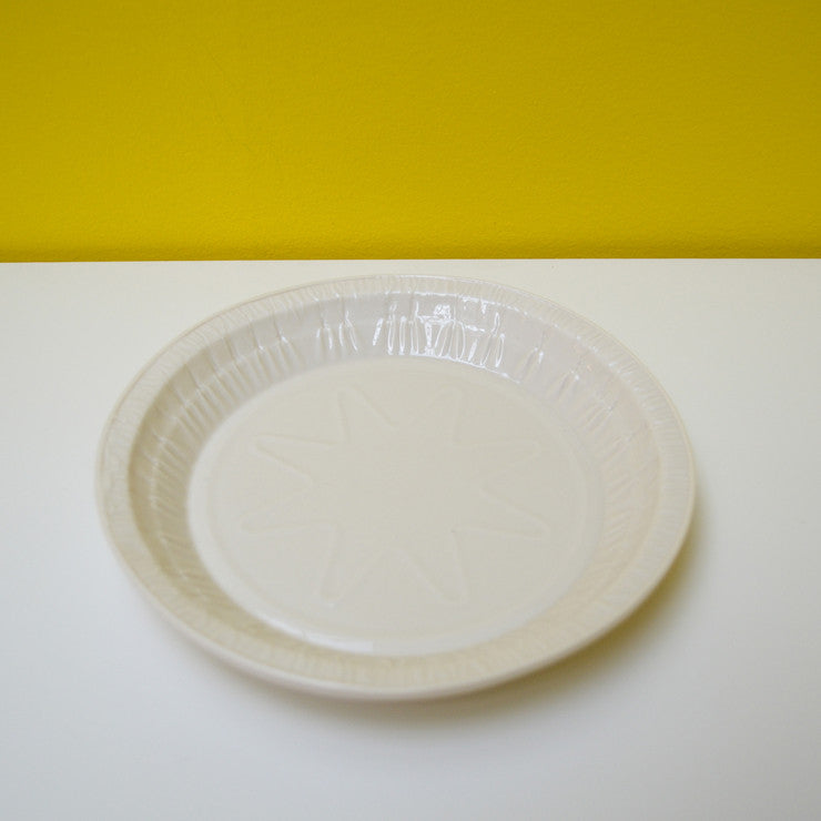 Din Din Porcelain Dish Natural