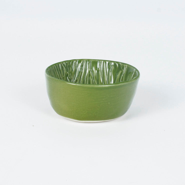 Taste Mini Round Dish Green