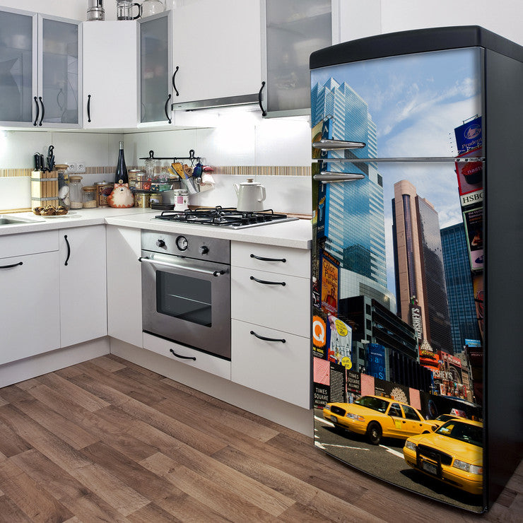 American Dream Fridge Decal