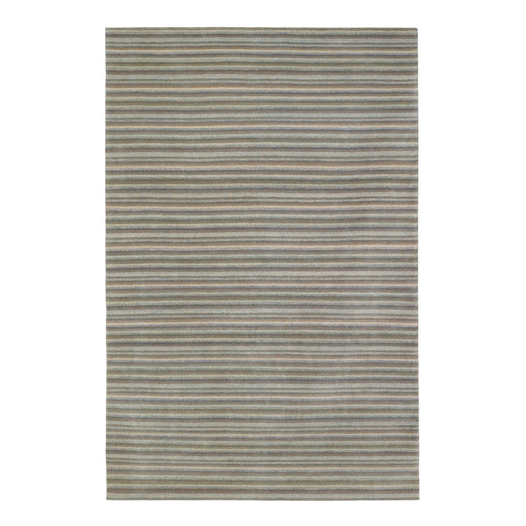 Tweed Stripe 6' x 9'