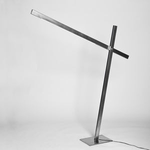 Cantilevered Floor Lamp Steel