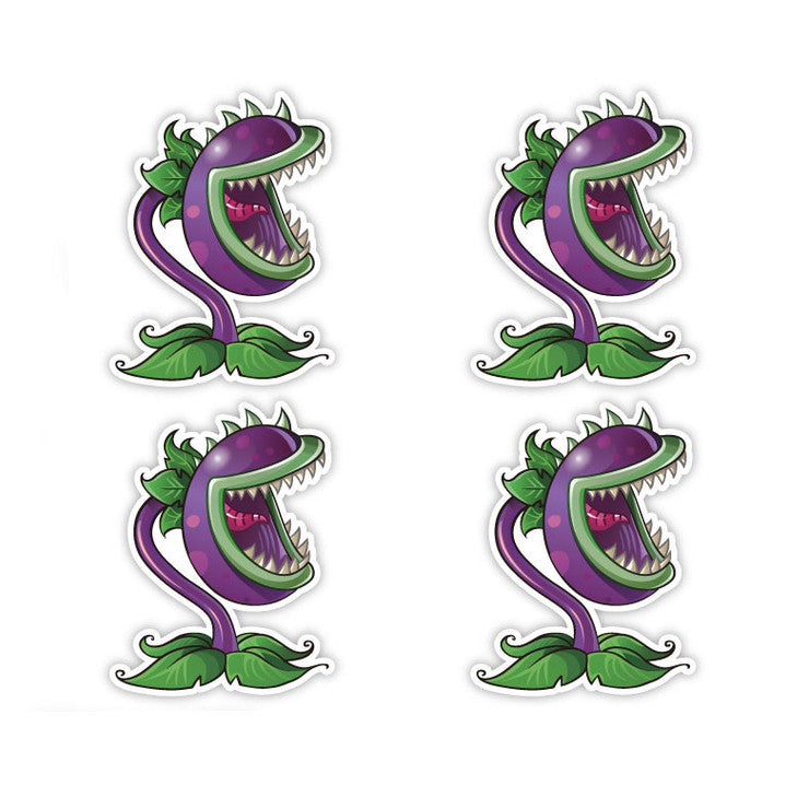 Chomper Four Pack 6x8