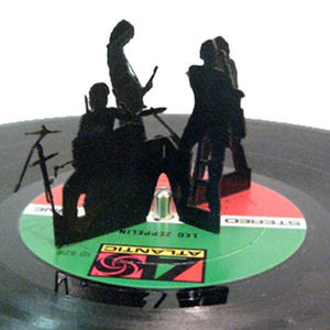 Band Record Player Toy