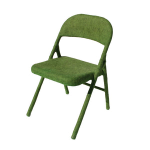 Felt Chair Grass Green
