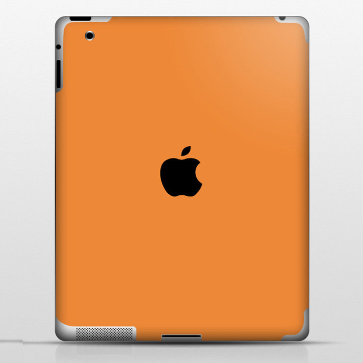 iPad 3rd Gen Orange