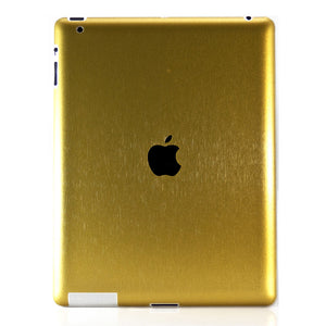 iPad 3rd Gen Brushed Gold