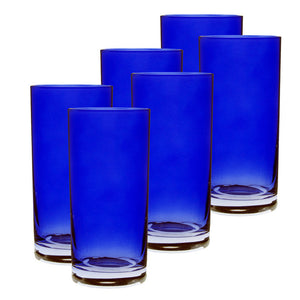 Color Me Cooler Set of 6 Blue