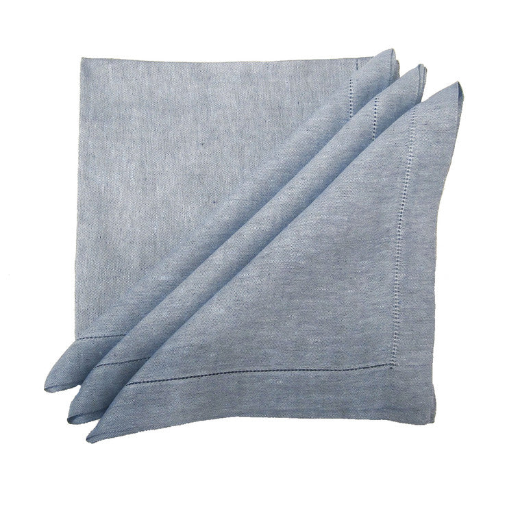 Tweed Napkin Blue Set Of 4