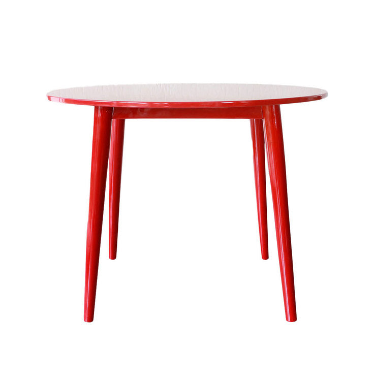 Talise Dining Table Red