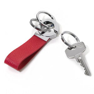 Click Keychain Red